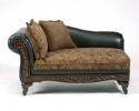 San Marino Silas Raisin Chaise Lounge