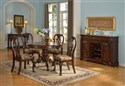 DIN9488 5pc Eleanore Elegant Dining Set