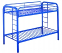 Twin Over Twin Metal Bunk Bed ~~ Choice of Colors