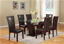 7 Piece Camelia Dining Group ~ Espresso