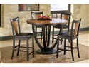 Boyer Counter Height Dining Table w/Barstools