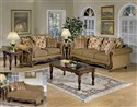 Odysseus Formal Sofa and Loveseat Set