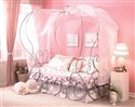 37190 Twin Canopy Bed